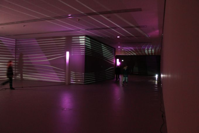 installation at museum of modern art düren1