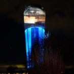 dsc00036 / Wasserturm Altdorf Lichtinstallation